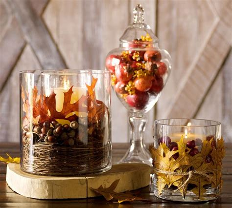ideas for fall 10 simple fall decorating ideas theglitterguide