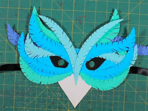 paper craft mask how to craft paper masks make