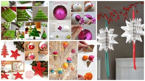 adornos caseros arbol navidad la navidad est 225 cerca 191 han decorado ya su hogar