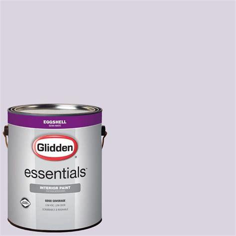 home depot paint lavender glidden essentials 1 gal hdgv57 scent of purple eggshell