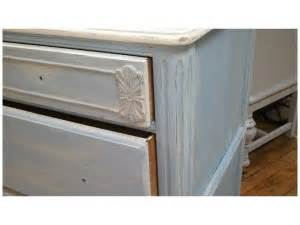 chalk paint distress before or after wax distress before or after waxing that is the question