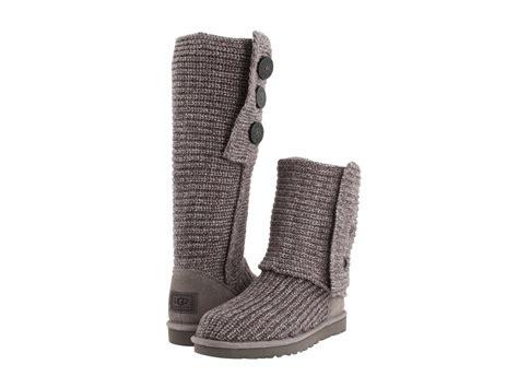 ugg australia classic cardy knit boot 5 78 4 14 3 4 2 3 1 1