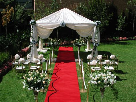 outdoor decorating outdoor wedding ceremony decorations decoration