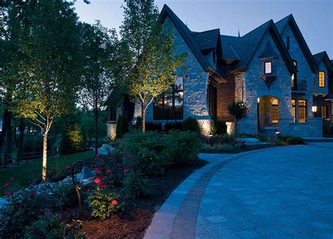 outdoor lighting sonnenberg landscaping