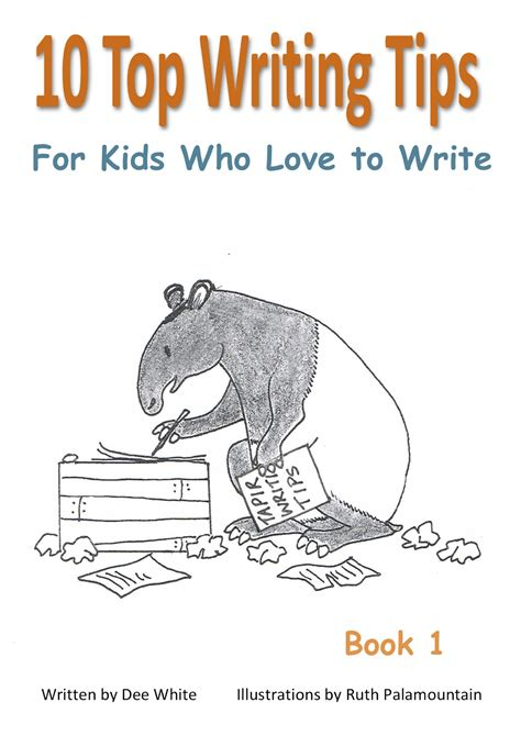 how to write a picture book for children tips for writing stories writingclassesforkids