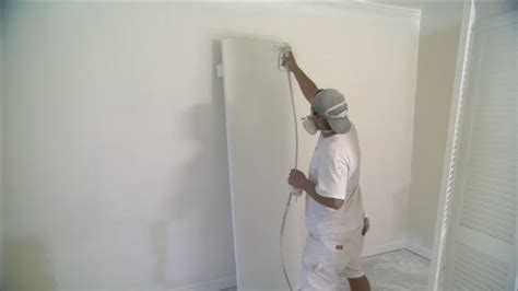 spray painter house spray painting inside your home today s homeowner
