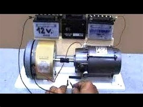 Electric Motor Generator by Electric Motor Generator