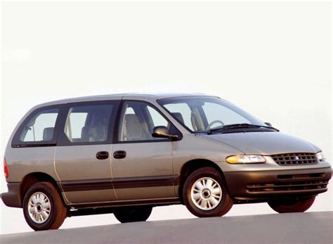 how petrol cars work 1998 plymouth grand voyager interior lighting plymouth voyager technical specifications and fuel economy
