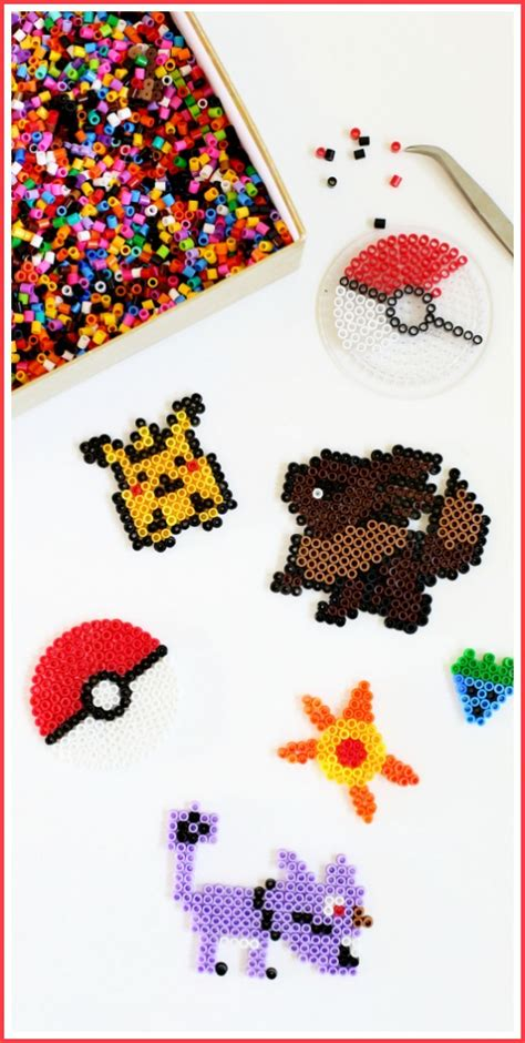 things to make with perler go craft sugar bee crafts