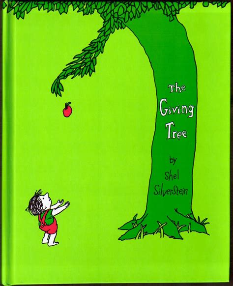 Slis 5420 Week 1 The Giving Tree