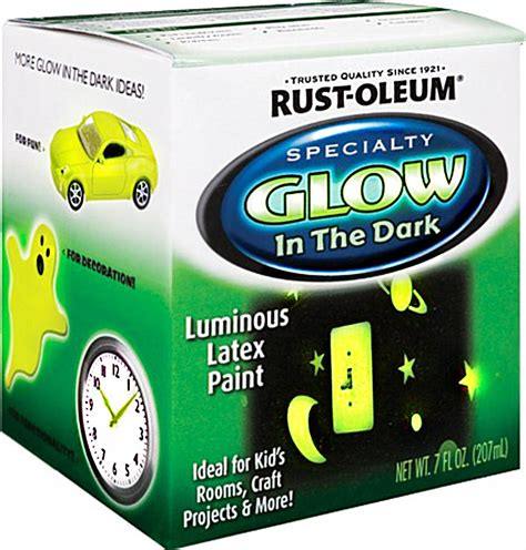 glow in the paint to buy buy the rust oleum 214945 glow in the paint 7 ounces