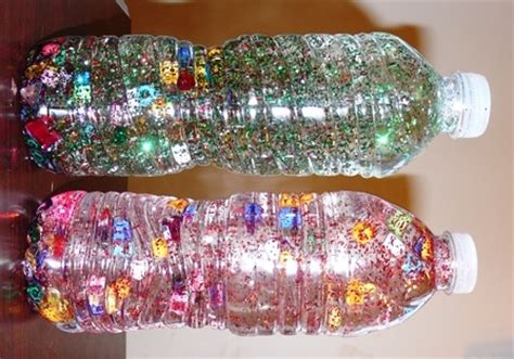 sensory crafts for sensory bottle family crafts