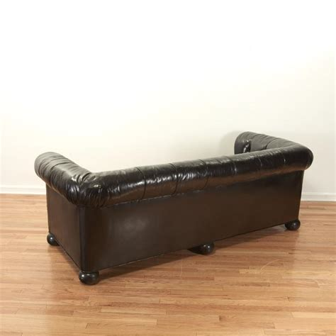 designer chesterfield sofa designer black brown leather chesterfield sofa