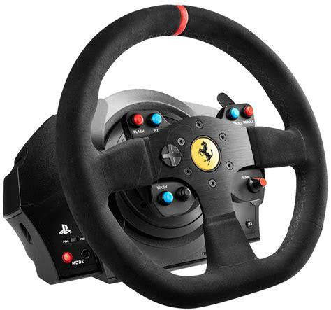 Thrustmaster Ferrari Lenkrad by Thrustmaster 4160652 T300 Ferrari Steering Wheel