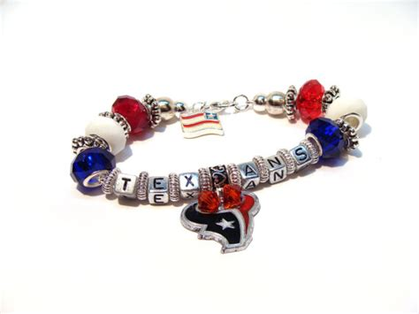 beading classes houston houston texans style alpha beaded charm by girliegals