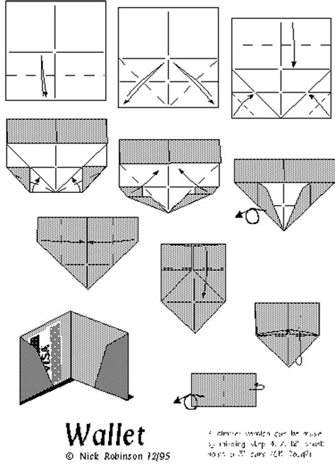 easy origami wallet 1000 ideas about origami wallet on paper bags