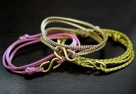 how to make rope jewelry diy rope bracelets out of versatile sliding knots 183 how to