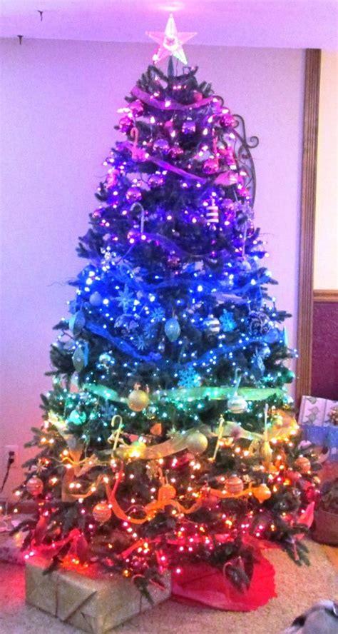 decorar arboles navidad de 150 fotos de decoraci 243 n de 193 rboles de navidad modernos