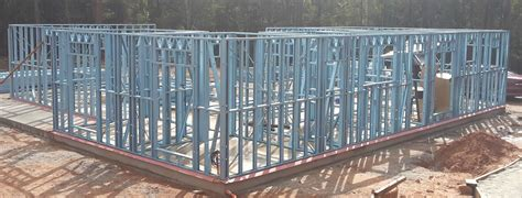 in house kit house construction of steel kit homes