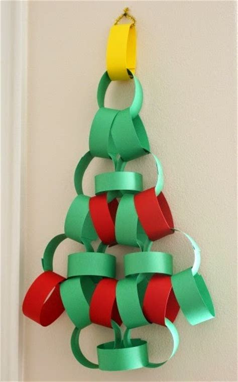paper chain crafts diy paper decorations