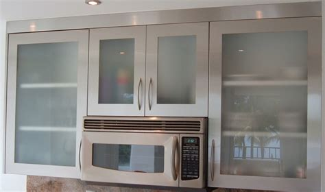 steel kitchen cabinet stainless steel kitchen cabinets doors roselawnlutheran