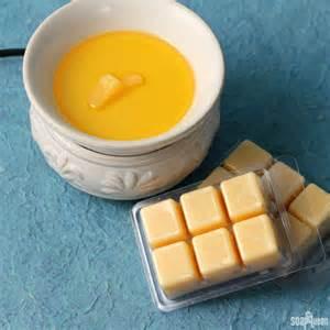 scented wax neroli shea blossom wax tart melts soap