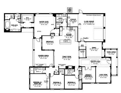 floor plans 5 bedroom house 5 bedroom house with pool 5 bedroom house floor plans