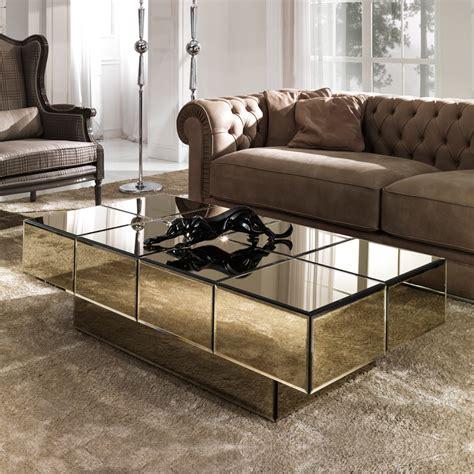italian design coffee tables italian designer bronze glass storage coffee table