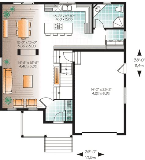 open house floor plans with pictures small open concept house plans homes floor plans