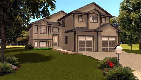 bi level house plans with garage bi level house plans with garage 1 e designs