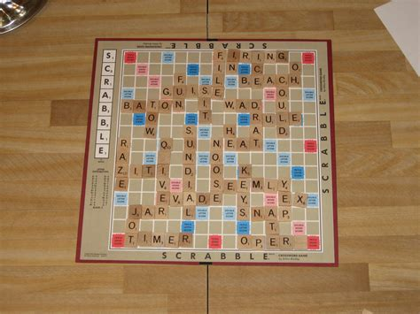 scrabble on the scrabble american mothers s a