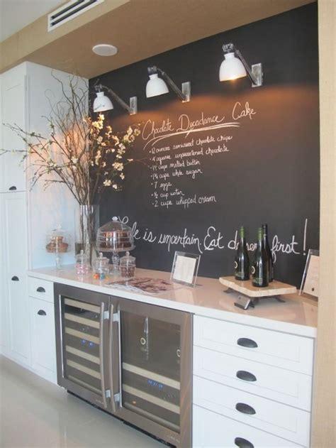 chalkboard paint ideas for bar 35 creative chalkboard ideas for kitchen d 233 cor digsdigs