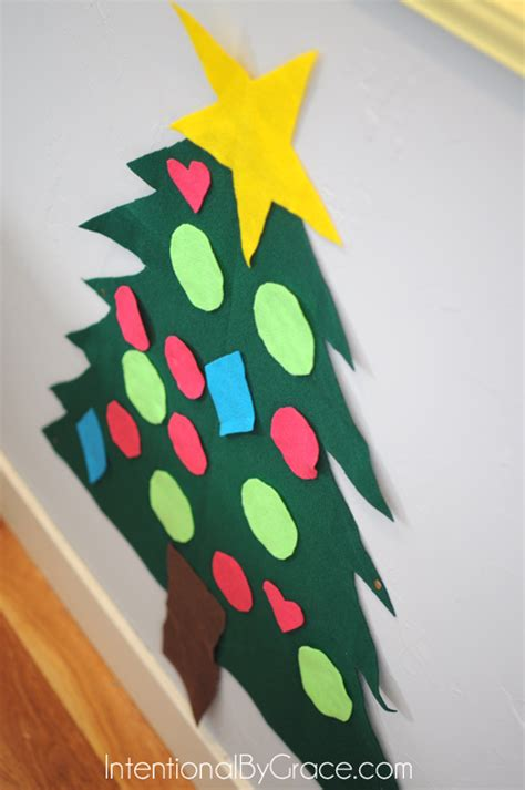 large felt tree how to make a felt tree and how to use it for