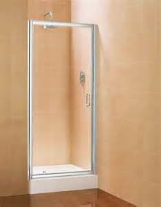 bathroom shower door shower doors the alternative bathroom