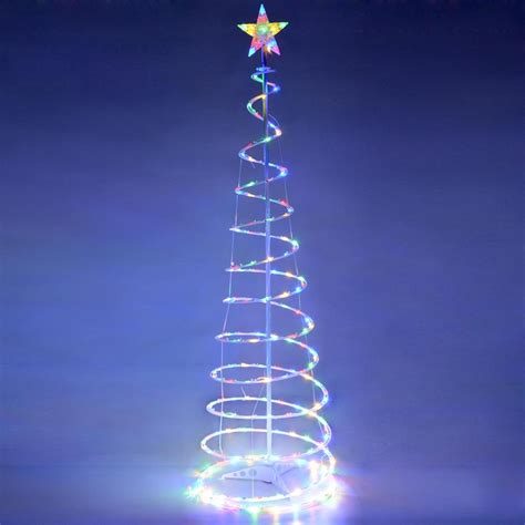 lighted spiral trees outdoor 28 spiral lighted trees outdoor