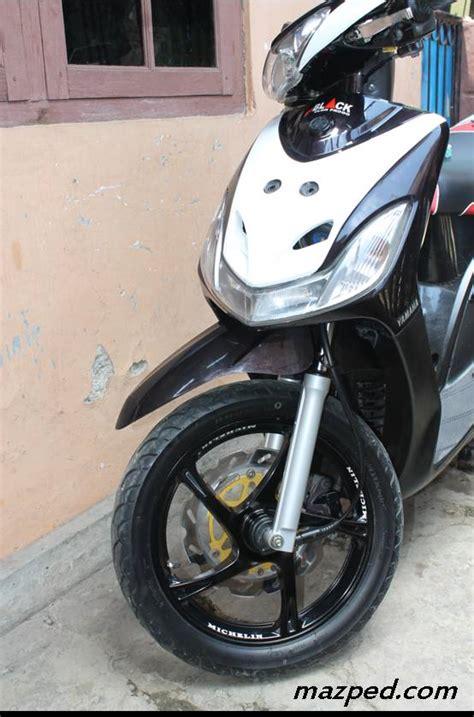 Modifikasi Mio Sporty Ban Kecil modifikasi mio sporty ban kecil modifikasi motor