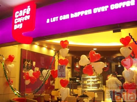 Cafe Coffee Day, in Nirmal Lifestyle Mall, Mulund West, Mumbai   Cafe Coffee Day, Coffee Shop in