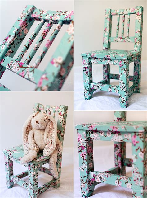 decoupage diy use d 233 coupage to create a beautiful new chair diy for