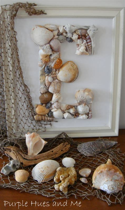 crafts with seashells for seashell crafts that bring the into your home