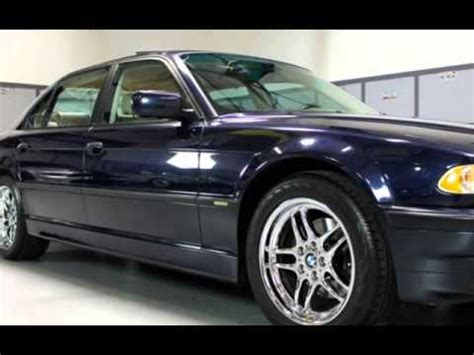 2001 Bmw 740il For Sale by 2001 Bmw 740il For Sale In Gardena Ca