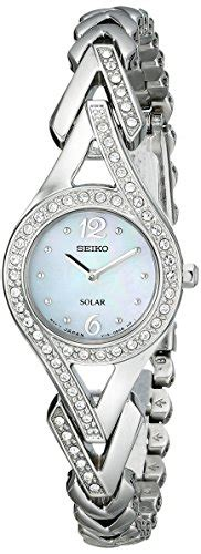 watches for jewelry seiko s sup173 quot jewelry solar classic quot silver tone