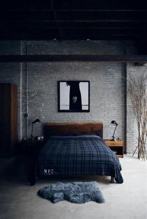mens home decor 15 bold industrial bedroom design ideas rilane