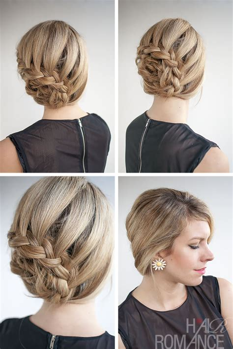 tutorial thin hair hairstyles curved lace braid hairstyle tutorial inspired by nicole