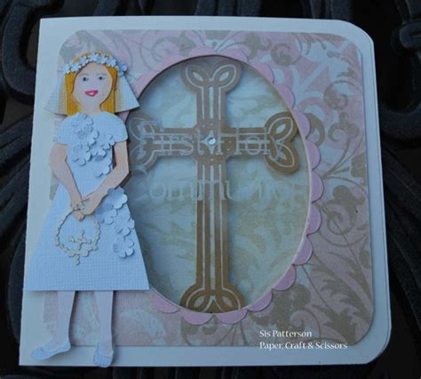communion crafts for holy communion card paper craft scissors