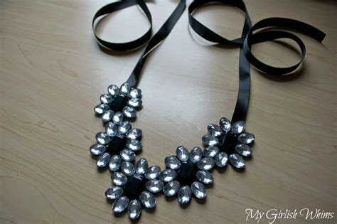 jewelry how to make how to make a rhinestone necklace gommap