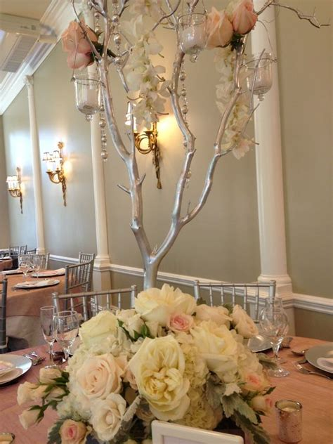 tree wedding centerpieces manzanita tree centerpiece receptions