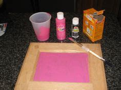 diy chalk paint with unsanded grout chalk paint using baking soda instead of unsanded