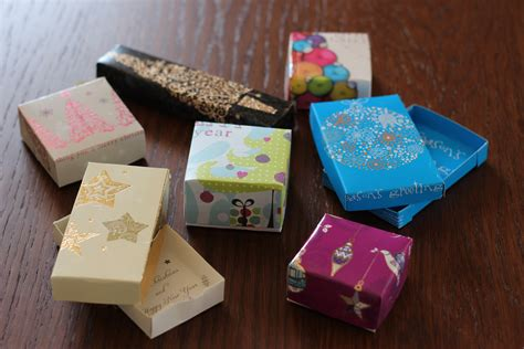 how to make boxes out of card diy gift boxes from recycled cards olive on