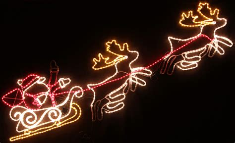 animated reindeer lights zhongshan led animated outdoor lighted santa claus outdoor