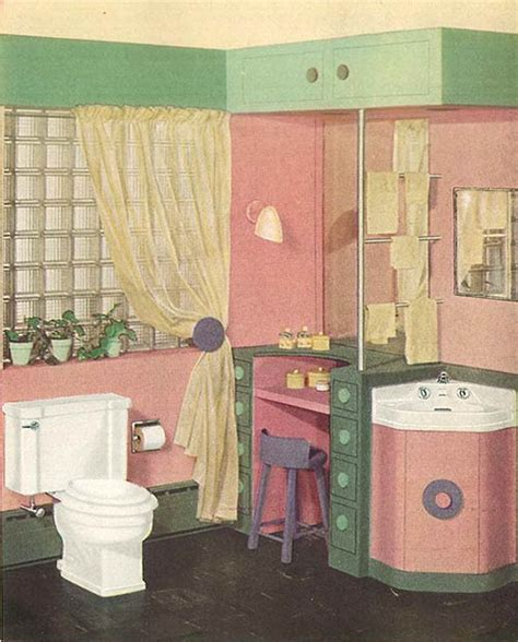 pink and green bathroom ideas 24 pages of vintage bathroom design ideas from crane